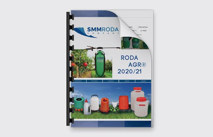 Roda Agro katalog 2020 / 21