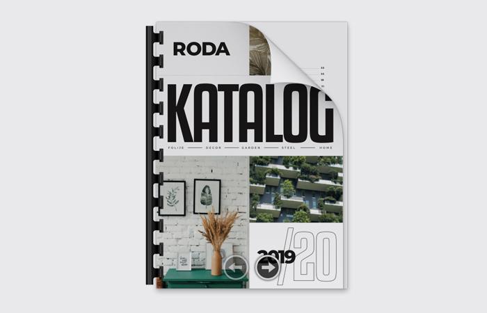 Roda katalog 2020-19 / Folije, Decor, Garden, Steel, Home